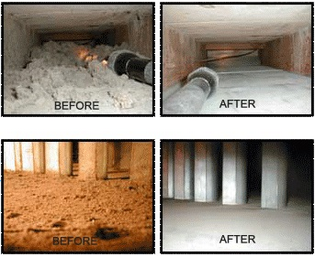 Are You need Air Ducts Cleaned? - Improve Air Duct Cleaning
