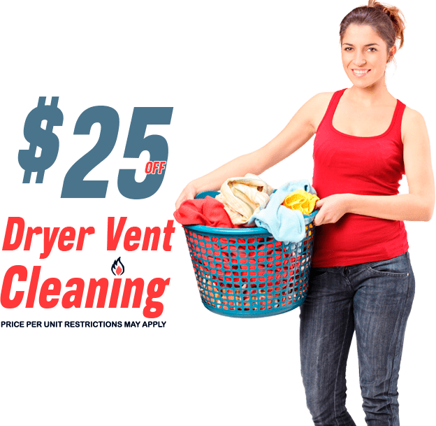 Dryer Vent Cleaning Houston TX Special Offers