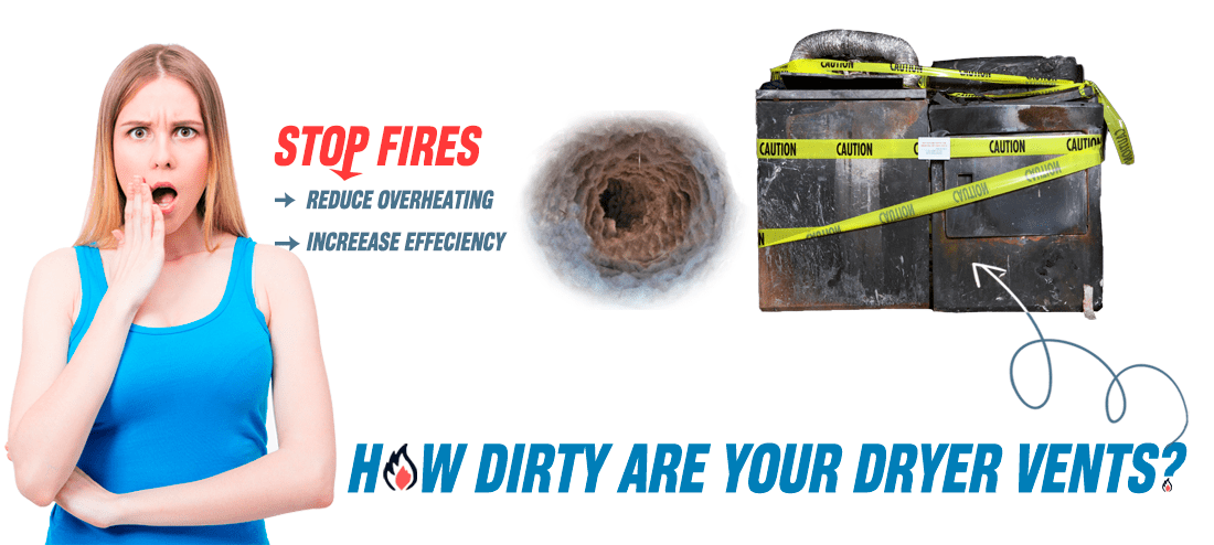 Reduce Dryer Vent Fires